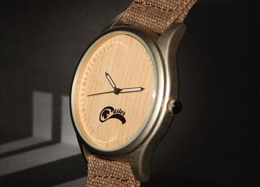 Dual Bamboo - Relojes Castor 4