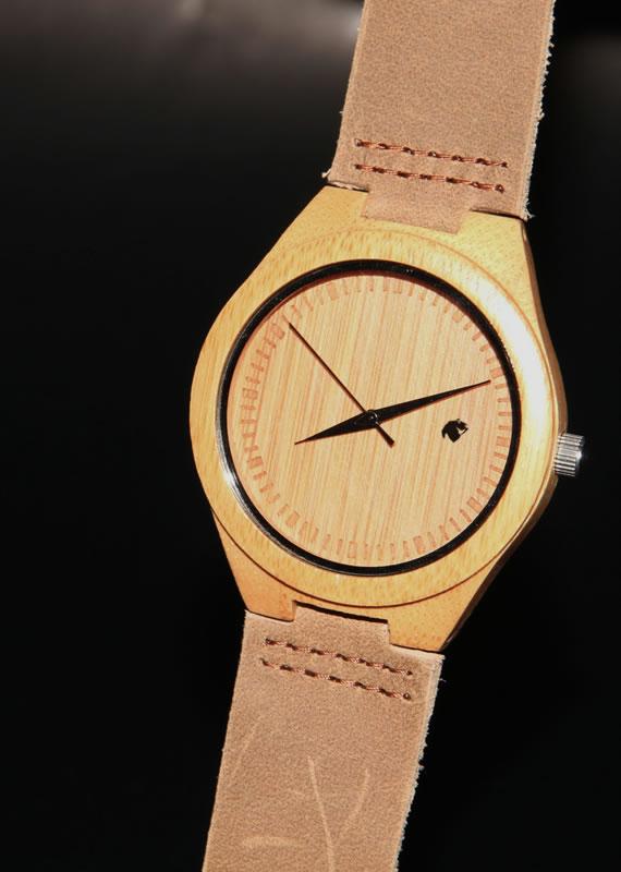 Origen Bamboo - Relojes Castor