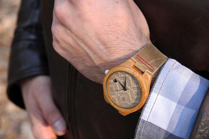 Totem Bamboo - Relojes Castor