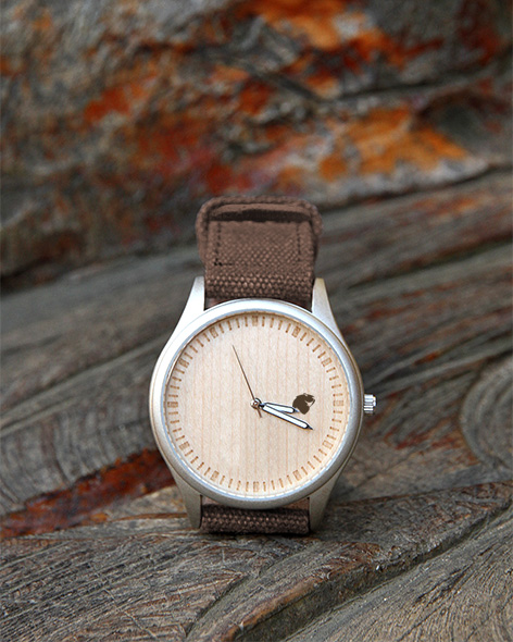 Relojes Castor Dual Bamboo B