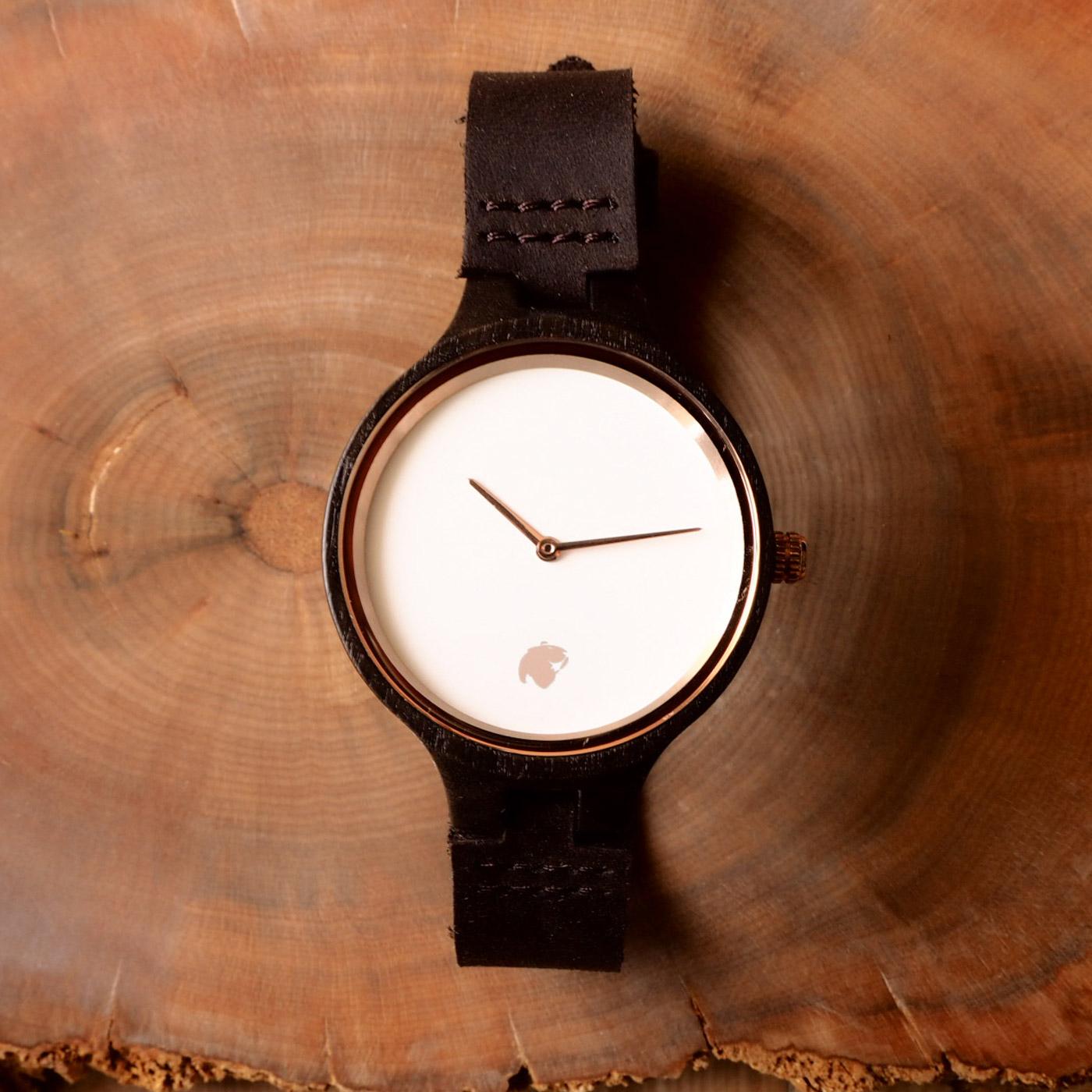 Reloj-Madera-Castor-Sandalo